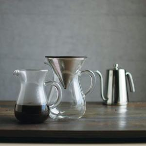 KINTO (キントー) コーヒーカラフェセット SCS-02-CC 300ml 27620|micomema