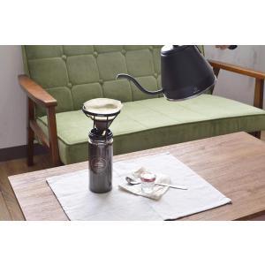 シービージャパン コーヒー ドリッパー ブラック カフア コーヒー器具 QAHWA|micomema