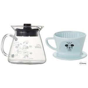 Kalita (カリタ) ドリッパー ブルー コーヒードリッパー コーヒーサーバー セット 1~2人用 MMHA101 BL MM 300サ micomema