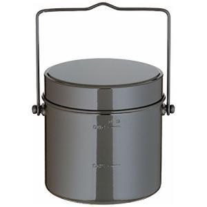 オオイ金属 飯盒 5合 アルミ 811-B 62-6546-24/GHV1501|micomema