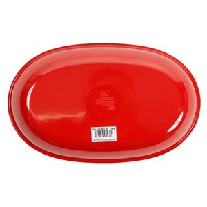 チャムス(CHUMS) 皿 ブービーカレープレート CH62-1238-R001-00 レッド|micomema