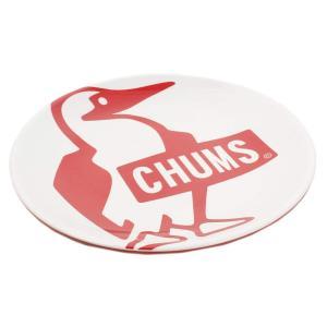 チャムス(CHUMS) 皿 メラミンディナープレート CH62-1241-Z051-00 Booby|micomema