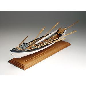 帆船模型 木製模型 キット アマティ 捕鯨ボート