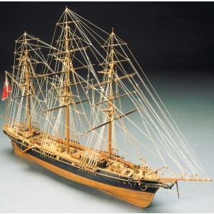 帆船模型 木製模型 キット マンチュアモデル サーモピレー