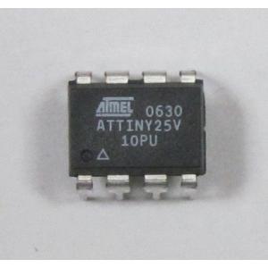 ATTINY25V-10PU DIP8|microfan