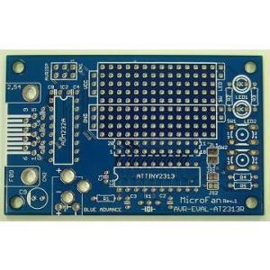 AVR-PCB-AT2313R|microfan