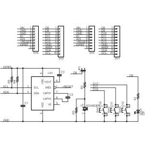 CLCD-PLUS-R2 ミニシールドキット|microfan|04
