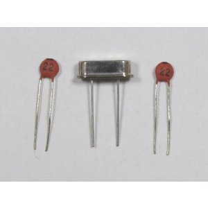 水晶発振子20MHz|microfan