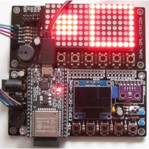 ESP32-DEVC-HOME (ESP-WROOM-32 拡張ボードキット)|microfan|04