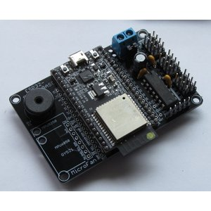 ESP32-SERVO-BASE RCサーボ拡張ボードキット|microfan|04