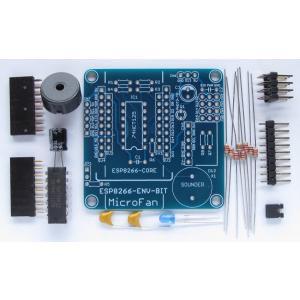 ESP8266-ENV-BIT 5V信号出力拡張ボードキット|microfan|02