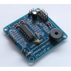 ESP8266-ENV-BIT 5V信号出力拡張ボードキット|microfan|03