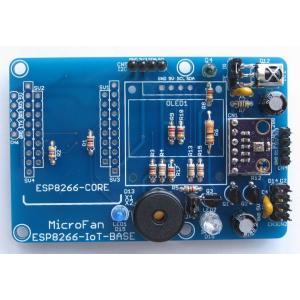 ESP8266-IoT-BASE 拡張ボードキット|microfan