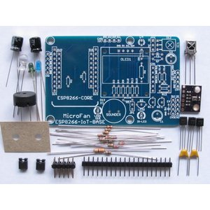 ESP8266-IoT-BASE 拡張ボードキット|microfan|02