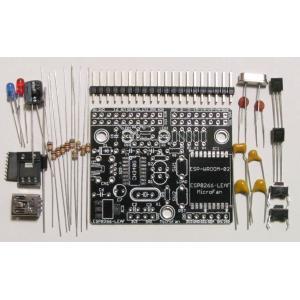 ESP8266-LEAF キット(ESP-WROOM-02別売)|microfan