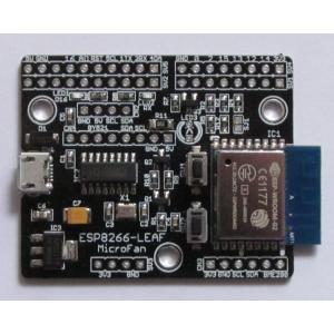 ESP8266-LEAF-R4 (ESP-WROOM-02 開発ボード)|microfan