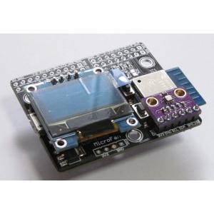 ESP8266-LEAF-R4 (ESP-WROOM-02 開発ボード)|microfan|04