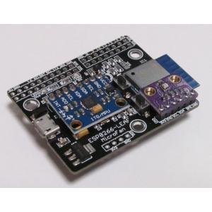 ESP8266-LEAF-R4 (ESP-WROOM-02 開発ボード)|microfan|05