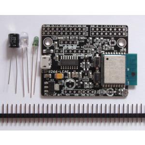 ESP8266-LEAF-R5 (ESP-WROOM-02 開発ボード)|microfan