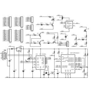 ESP8266-LEAF-R5 (ESP-WROOM-02 開発ボード)|microfan|06