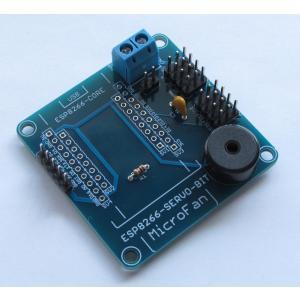 ESP8266-SERVO-BIT RCサーボ拡張ボードキット|microfan|03