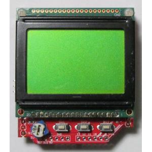 GLCD-PLUS (液晶ディスプレイ付)|microfan