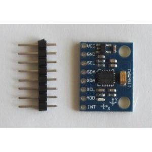 MPU6050 3軸加速度・ジャイロセンサー|microfan
