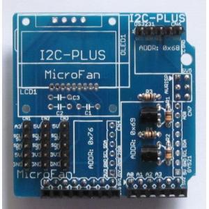 I2C-PLUS ミニシールドキット|microfan