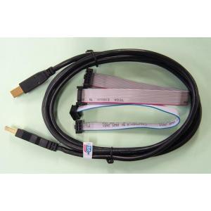 ISP-JTAG-USBケーブル|microfan