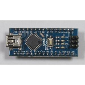 NANO 3.0 Arduino互換機(CH340G使用)|microfan