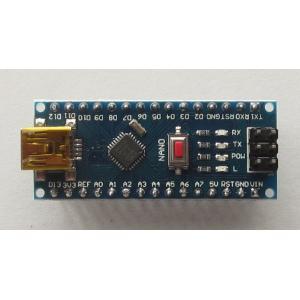 NANO 3.0 Arduino互換機(QFNパッケージ:CH340G使用)|microfan