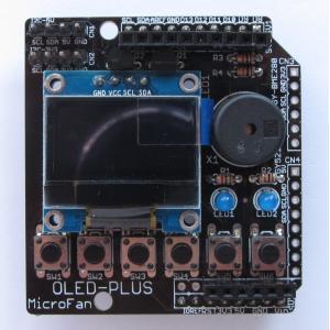 OLED-PLUS ミニシールドキット|microfan