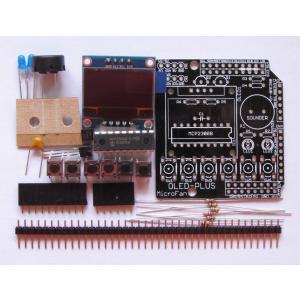 OLED-PLUS ミニシールドキット|microfan|02