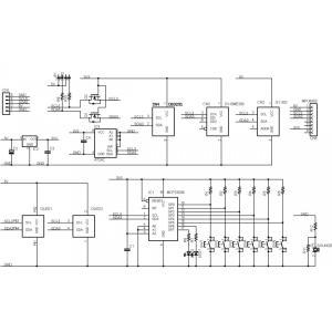 OLED-STATION (I2Cグラフィック表示拡張ボード) キット|microfan|05