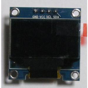 OLEDディスプレイモジュール0.96インチ128X64ピクセル-I2C-青|microfan