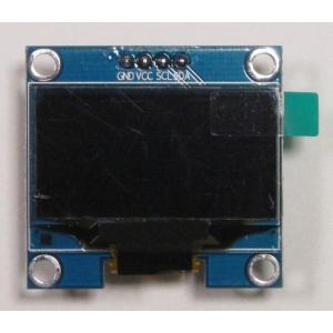 OLEDディスプレイモジュール1.3インチ128X64ピクセル-I2C-白|microfan