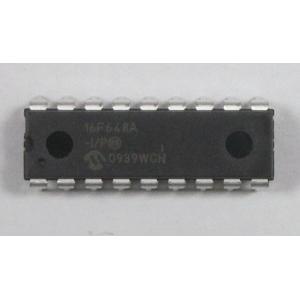 PIC16F648A-I/P DIP18|microfan