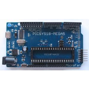 PICSYS18-MEGA5 (PIC18F/PIC16F 開発ボード)|microfan