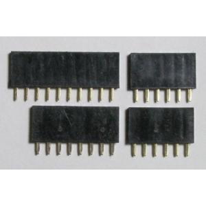 ピンソケットセット(10X1,8X1,6X2)|microfan
