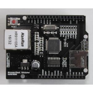 Ethernet Shield W5100, イーサネット シールド|microfan
