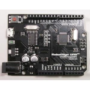 UNO R3 Arduino互換機(CH340G使用-microUSB)|microfan