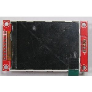TFTディスプレイモジュール2.2インチ320X240ピクセル|microfan