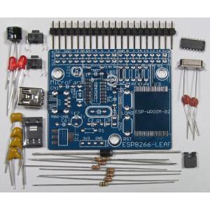TRIAL-ESP8266-LEAF キット(ESP-WROOM-02別売)|microfan|02