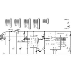 TRIAL-ESP8266-LEAF キット(ESP-WROOM-02別売)|microfan|03