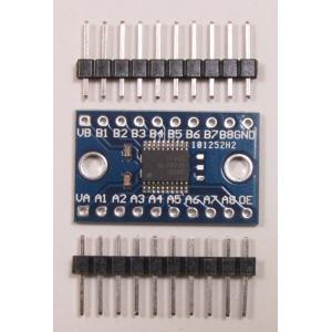 TXS0108E-8チャネル ロジックレベルコンバーター ブレークアウト|microfan