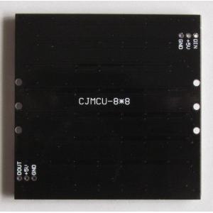 カラーLED 8X8マトリックス(WS2812S 64個)|microfan|02