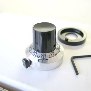 2606M (カウンティング・ダイヤル)6mmシャフト、7274.7284対応ダイヤル(表示板:シルバー)|microshop