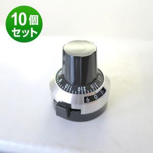 2694 (カウンティング・ダイヤル)6mmシャフト、7274.7284対応ダイヤル(表示板:ブラック)【10個セット】|microshop