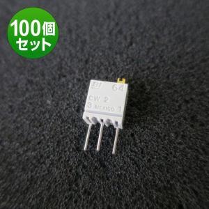 64WR100LF〜500KΩ(100個パック)|microshop