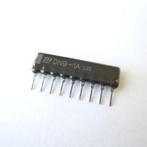 IAM(旧BIテクノロジー):DN9-1A (高精度、SIP型ダイオードネットワーク)9pin|microshop